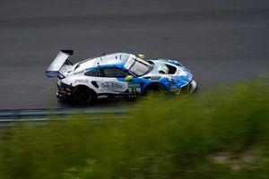 #91 Team Joos Sportwagentechnik Porsche 911 GT3 R: Marco Holzer, David Jahn
