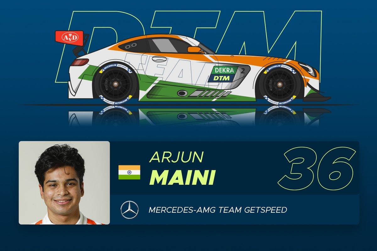 #36 Arjun Maini (23) - Ranking: ***** (5 Sterne)