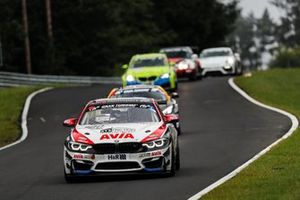 #180 Team AVIA Sorg Rennsport BMW M4 GT4: Björn Simon, Heiko Eichenberg, Stephan Epp