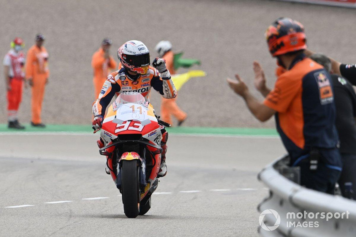 Gran Premio de Alemania: Márquez, Repsol Honda Team