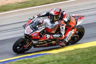 Loris Baz, Warhorse HSBK Racing Ducati New York
