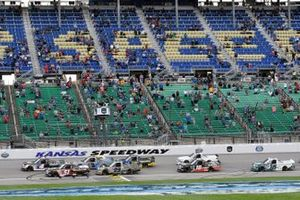 John Hunter Nemechek, Kyle Busch Motorsports, Toyota Tundra Mobil 1 y Kyle Busch, Kyle Busch Motorsports, Toyota Tundra Cessna