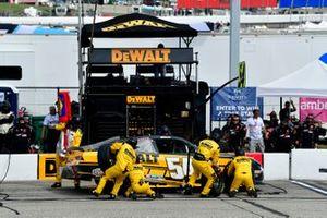 Ganador Christopher Bell, Joe Gibbs Racing, Toyota Supra DEWALT