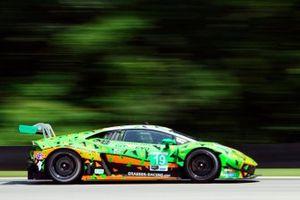 #19 GRT Grasser Racing Team Lamborghini Huracan GT3, GTD: Misha Goikhberg, Franck Perera