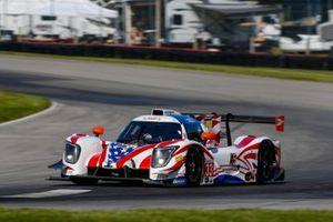 #33: Sean Creech Motorsport Ligier JS P320, LMP3: Lance Willsey, Joao Barbosa