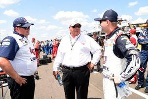 William Byron, Hendrick Motorsports, Chevrolet Camaro Liberty University, Rudy Fugle, Rick Hendrick