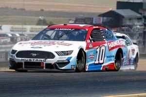 Aric Almirola, Stewart-Haas Racing, Ford Mustang Farmer John