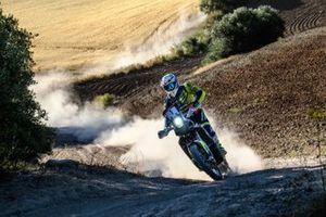 #1 Team Sherco RallyE Sherco Factory RallyE: Lorenzo Santolino