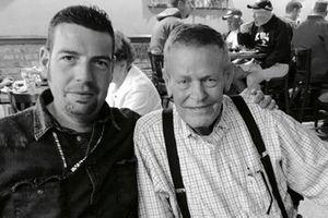 David Malsher-Lopez y Bobby Unser
