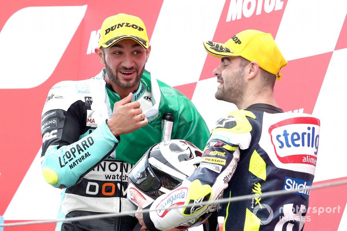 Dennis Foggia, Leopard Racing, Romano Fenati, Max Racing Team