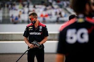 Will Power, Team Penske Chevrolet team member