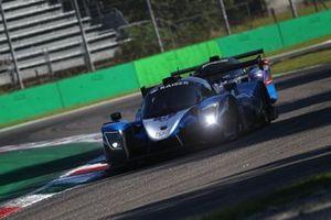 #9 Graff Ligier JS P320 - Nissan: Matthias Kaiser, Rory Penttinen