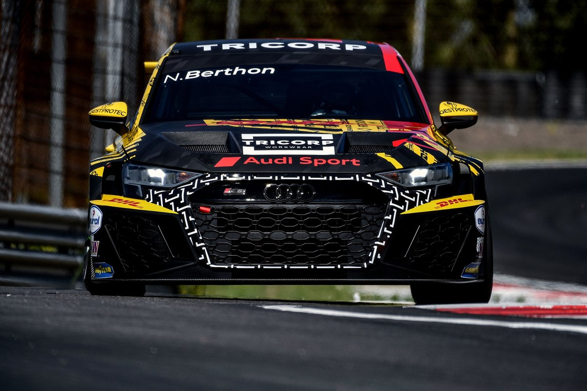 Nathanaël Berthon, Comtoyou Team Audi Sport, Audi RS 3 LMS TCR