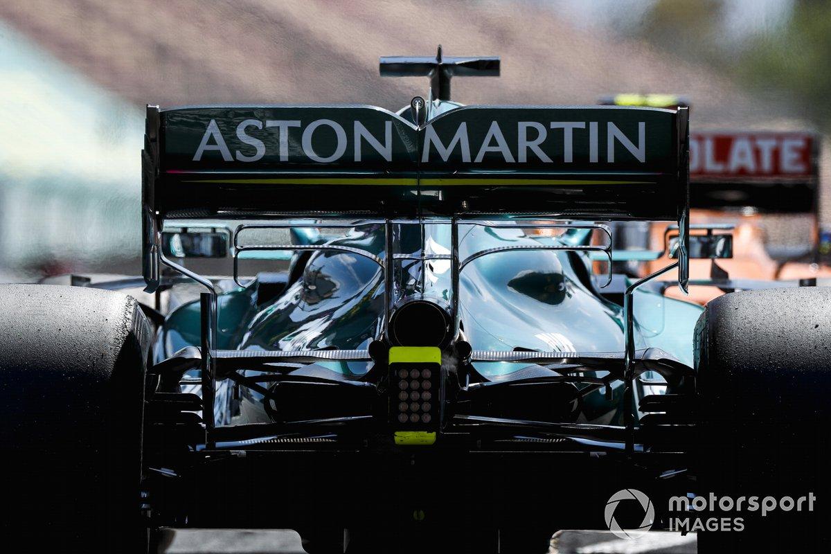 Lance Stroll, Aston Martin AMR21