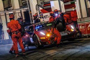 #52 AF Corse Ferrari 488 GT3: Louis Machiels, Andrea Bertolini, Lorenzo Bontempelli