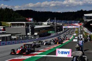 David Schumacher, Trident, devance Roman Stanek, Hitech Grand Prix, Alexander Smolyar, ART Grand Prix