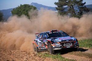 Iván Ares - David Vázquez - Hyundai i20 R5