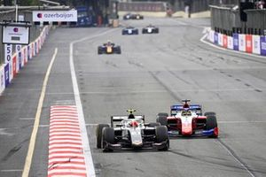 Ralph Boschung, Campos Racing and Robert Shwartzman, Prema Racing