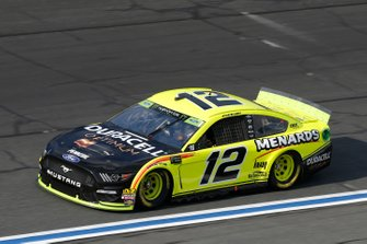 Ryan Blaney, Team Penske, Ford Mustang Menards/Duracell