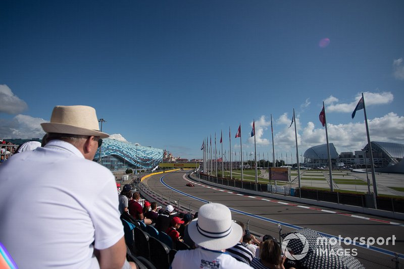 Sochi Autodrom - Rusland