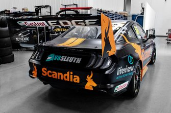 Автомобиль Ford Mustang GT Томаса Рэндла, Tickford Racing