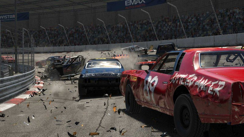 Wreckfest (PC, PS4 et Xbox One)