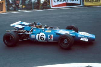 Johnny Servoz-Gavin, Matra MS84