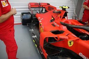 Lateral del Ferrari SF90