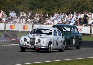 St. Mary's Trophy Ross Hyett Jaguar