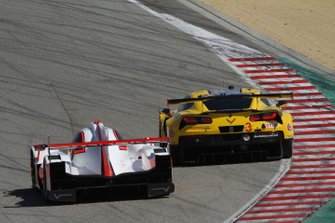 #6 Acura Team Penske Acura DPi, DPi: Juan Pablo Montoya, Dane Cameron, #3 Corvette Racing Corvette C7.R, GTLM: Jan Magnussen, Antonio Garcia