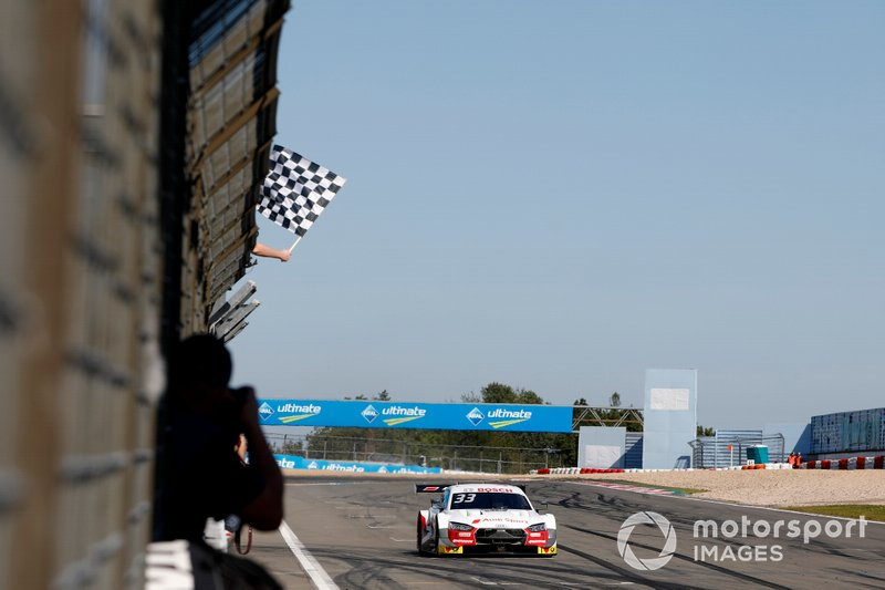 Ganador René Rast, Audi Sport Team Rosberg, Audi RS 5 DTM
