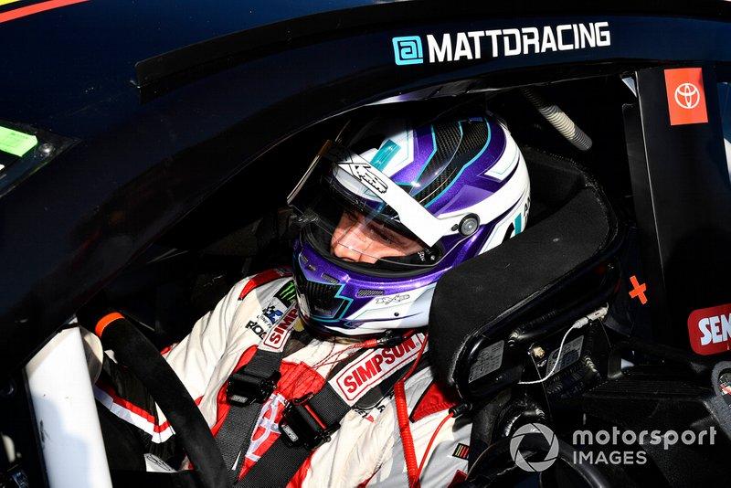 Matt DiBenedetto, Leavine Family Racing, Toyota Camry Toyota