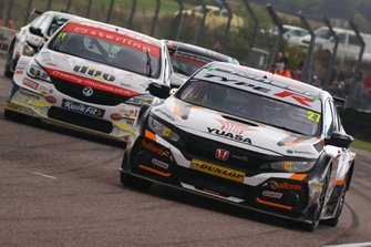 Dan Cammish, Halfords Yuasa Team Dynamics Honda Civic