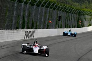 Graham Rahal, Rahal Letterman Lanigan Racing Honda, Conor Daly, Carlin Chevrolet