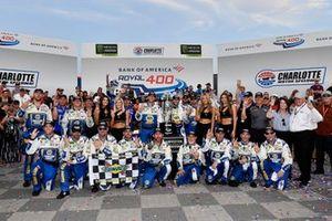 Chase Elliott, Hendrick Motorsports, Chevrolet Camaro NAPA AUTO PARTS wins