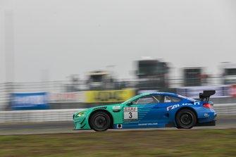 #3 Falken Motorsports BMW M6 GT3: Stef Dusseldorp, Jens Klingmann