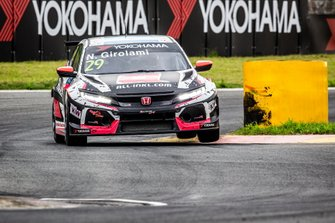 Нестор Джиролами, ALL-INKL.COM Münnich Motorsport, Honda Civic Type R TCR (FK8)