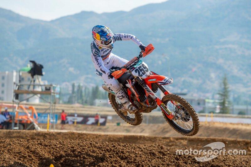 Glenn Coldenhoff, Standing Constrcut KTM