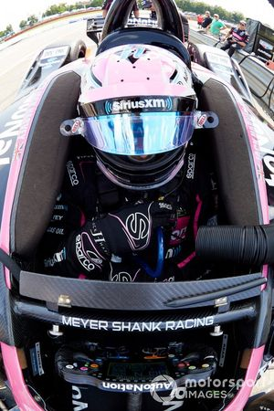 Jack Harvey, Meyer Shank Racing with Arrow SPM