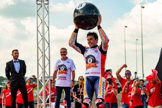 World Champion Marc Marquez, Repsol Honda Team