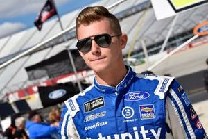 Matt Tifft, Front Row Motorsports, Ford Mustang Delaware Lottery/Surface