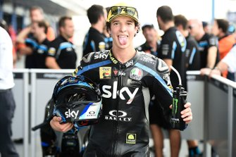 Pole position pour Celestino Vietti, Sky Racing Team VR46