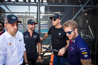 Sébastien Buemi, Nissan e.Dams, Jose Maria Lopez, Dragon Racing, Andre Lotterer, DS TECHEETAH, Sam Bird, Envision Virgin Racing