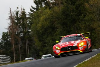 #2 GetSpeed Performance Mercedes-AMG GT3: Dominik Baumann, Philip Ellis