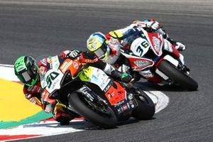 Eugene Laverty, Team Go Eleven, Leandro Mercado, Orelac Racing Team