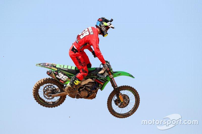 Roan van de Moosdijk, F&H Kawasaki Racing