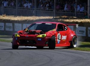 Райан Таерк, Toyota Ferrari GT4586