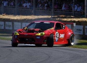 Ryan Tuerck Toyota Ferrari GT4586