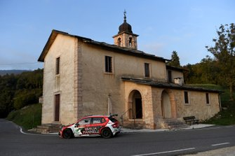 Antonio Rusce, Sauro Farnocchia, X Race Sport, Skoda Fabia R5