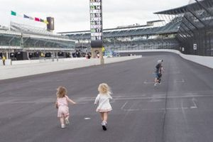 The next generation of NASCAR races at Indy: Cash Bowyer, Owen Larson, Molly Hamlin and Presley Bowyer